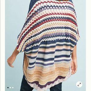 Kearny Crocheted Cardigan by Moth Anthropologie